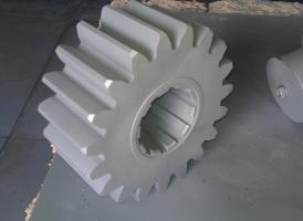 Пескоструйная обработка деталей в челябинске