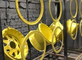 Порошковая покраска изделий в челябинске